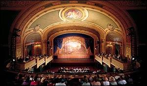 Press Paramount Theatre Austin