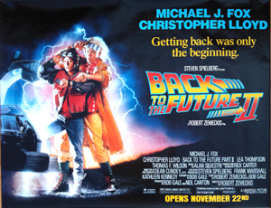 <strong><em>Back to the Future Part II</em></strong>