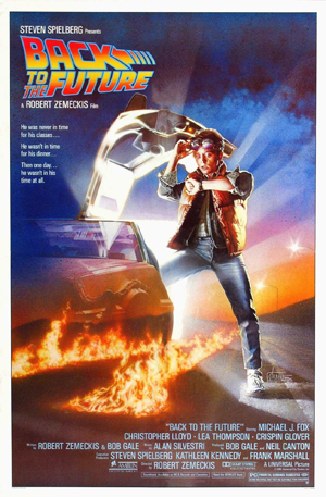 <strong><em>Back to the Future</em></strong>