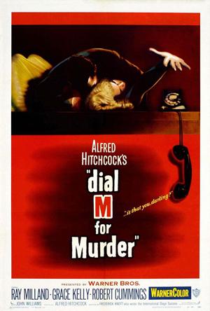 <strong><em>Dial M For Murder</em></strong>