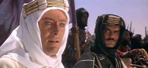 <strong><em>Lawrence of Arabia</em></strong>