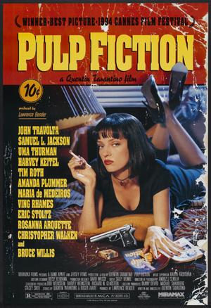 <strong><em>Pulp Fiction</em></strong>