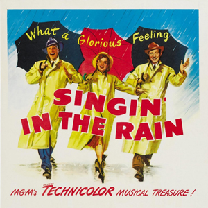 <strong><em>Singin' in the Rain</em></strong>