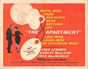 <strong><em>The Apartment</em></strong>
