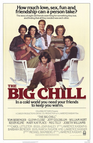 <strong></em>The Big Chill</em></strong>