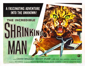 <strong><em>The Incredible Shrinking Man</em></strong>