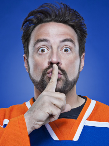 <strong>Nightcap with Kevin Smith</strong>