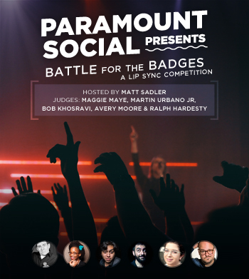 <strong>Battle for the Badges: A Lip Sync Competition</strong>