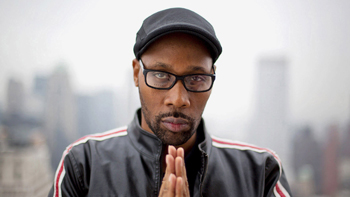 <strong>RZA<br>LIVE from the 36th Chamber of Shaolin</strong>