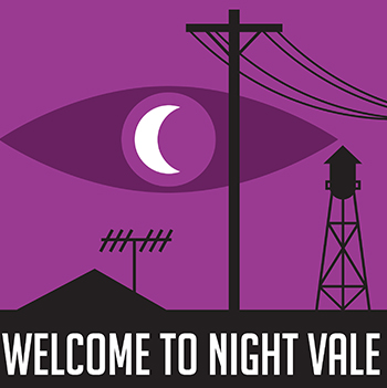 <strong>Welcome to Night Vale with musical guest Jason Webley</strong>