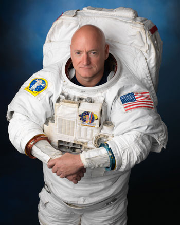 <strong>Captain Scott Kelly<br><i>The Sky is Not the Limit: Lessons from a Year in Space</i></strong>