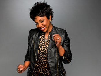 <strong>Gladys Knight</strong>