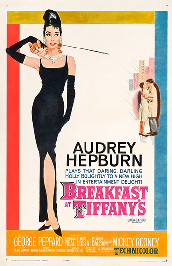 <b>Breakfast at Tiffany's</b>