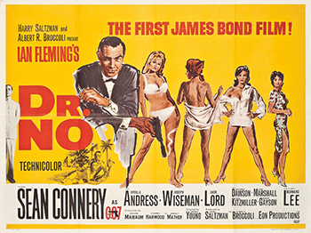<strong>Dr. No</strong>