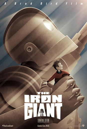 <strong>The Iron Giant</strong>