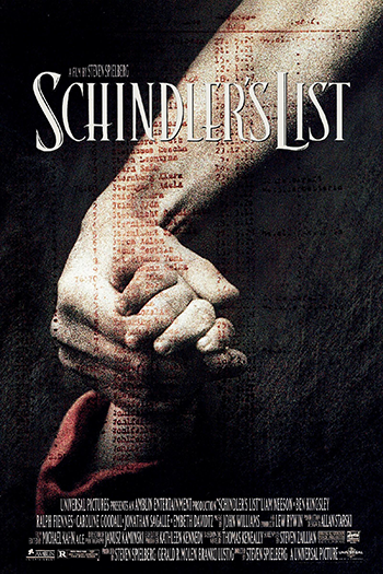 <strong>Schindler's List</strong>
