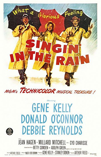 <b>Singin' in the Rain</b>
