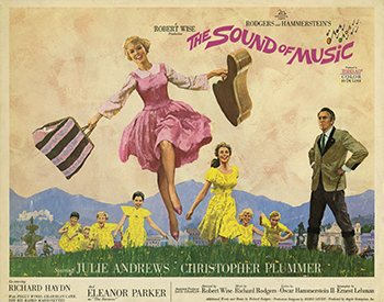 <strong>The Sound of Music</strong>