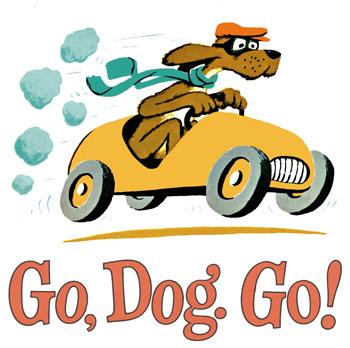 <strong>Go, Dog. Go!</strong>