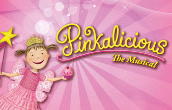 <strong>Pinkalicious The Musical</strong>