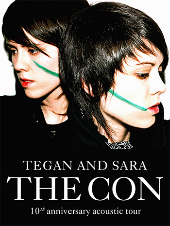 <strong>TEGAN AND SARA – The Con X: Tour – Night 2</strong>