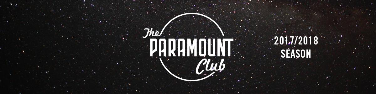 The Paramount Club 2017/2018 Season