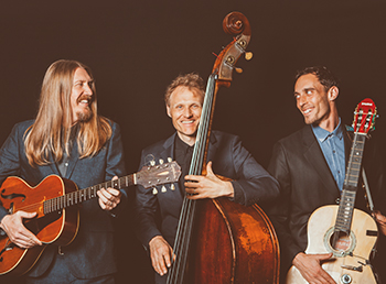 <strong>The Wood Brothers with Sean McConnell</strong>