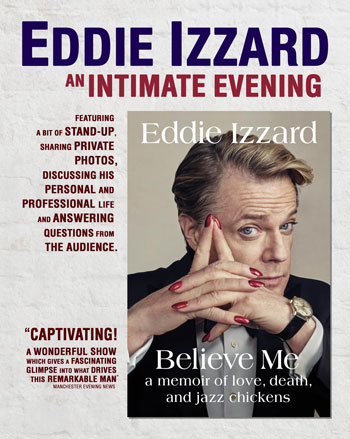 <strong>Eddie Izzard</strong>