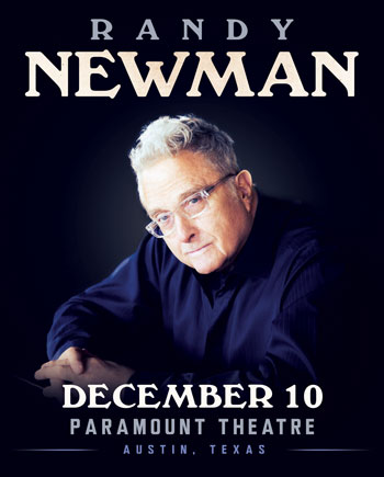 <strong>An Evening With Randy Newman</strong>
