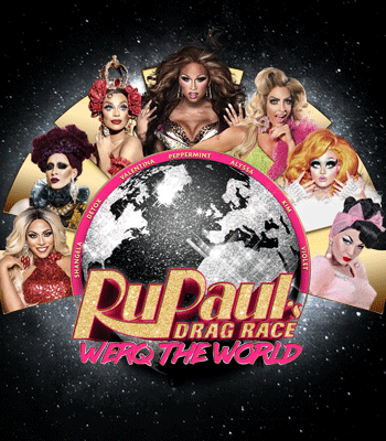 <strong>RuPaul's Drag Race</strong>
