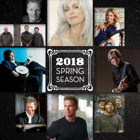2018 Spring Season