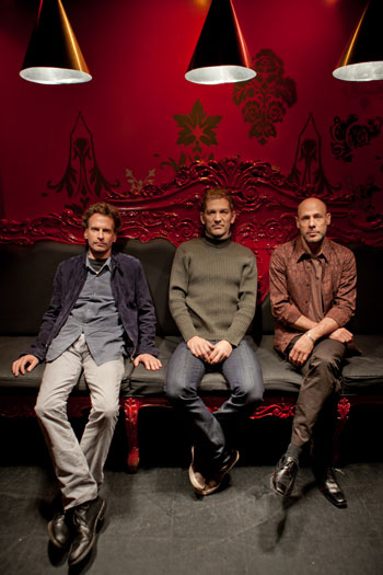 <b>Brad Mehldau Trio</b>