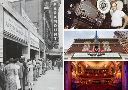 Paramount Theatre Over the Years