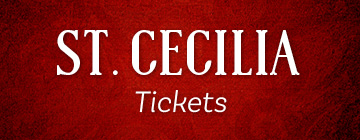 ST. CECILIA Tickets