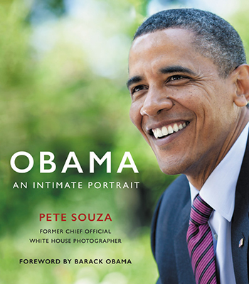 <strong>Pete Souza <i>Pete Souza Obama: An Intimate Portrait</i></strong>