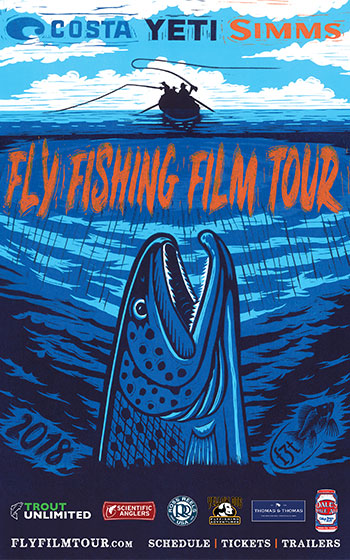 <strong>The Austin Fly Fishing Film Tour</strong>