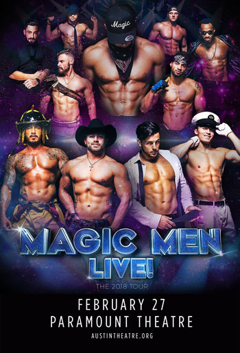<b>Magic Men Live</b>