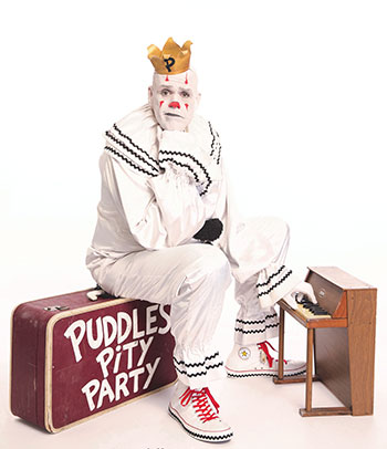 <b>Puddles Pity Party</b>