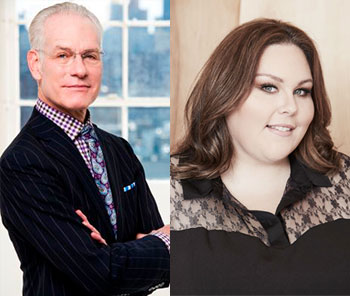 <b><i>This Is Us</i> Star Chrissy Metz in conversation with <i>Project Runway's</i> Tim Gunn</b>