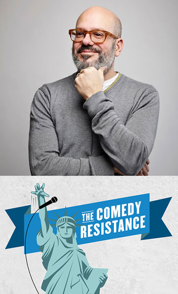 <b>An Evening for the Comedy Resistance starring David Cross & Special Guests</b>