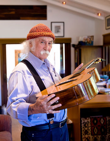 <b>An Evening with David Crosby & Friends</b>