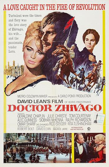 <b>Doctor Zhivago</b>