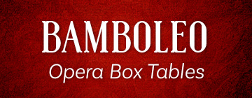 BAMBOLEO Opera Box Tables