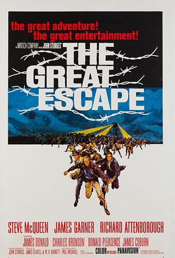 <b>The Great Escape</b>