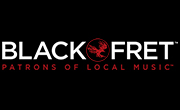 Black Fret Patrons of Local Music
