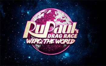 <b>RuPaul's Drag Race Werq The World</b>