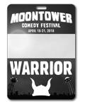 Warrior Badge