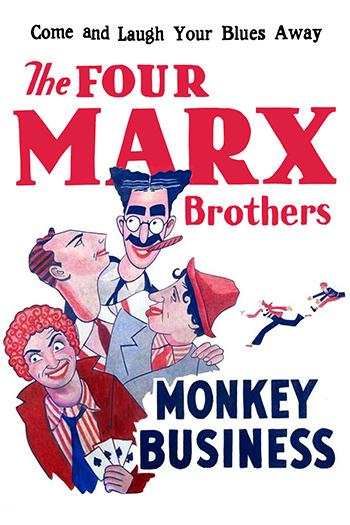 <b>Monkey Business</b>
