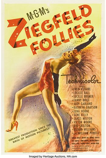 <b>Ziegfield Follies</b>