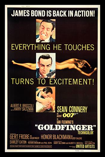<b>Goldfinger</b>